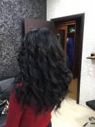 -50%на локоны, причёски, косы