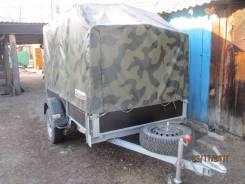 Курганские прицепы. Г/п: 750 кг., масса: 750,00кг.