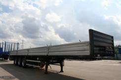 Тонар 97461. Полуприцеп бортовой, 27 750 кг. Под заказ