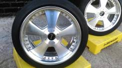 Racing Hart. 8.5x18, 5x114.30, ET38, ЦО 73,0 мм.