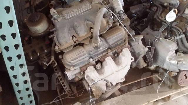 Контрактный (б у) двигатель Додж Караван 2007 г. EGH 3,8 л. бензин