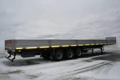 Тонар 974611Д. Полуприцеп бортовой, 26 600 кг. Под заказ