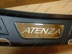 Накладка на бампер. Mazda Atenza, GJEFW, GJ5FP, GJ5FW, GJEFP, GJ2FW, GJ2FP Двигатели: PEVPR, PYVPR, SHVPTR. Под заказ