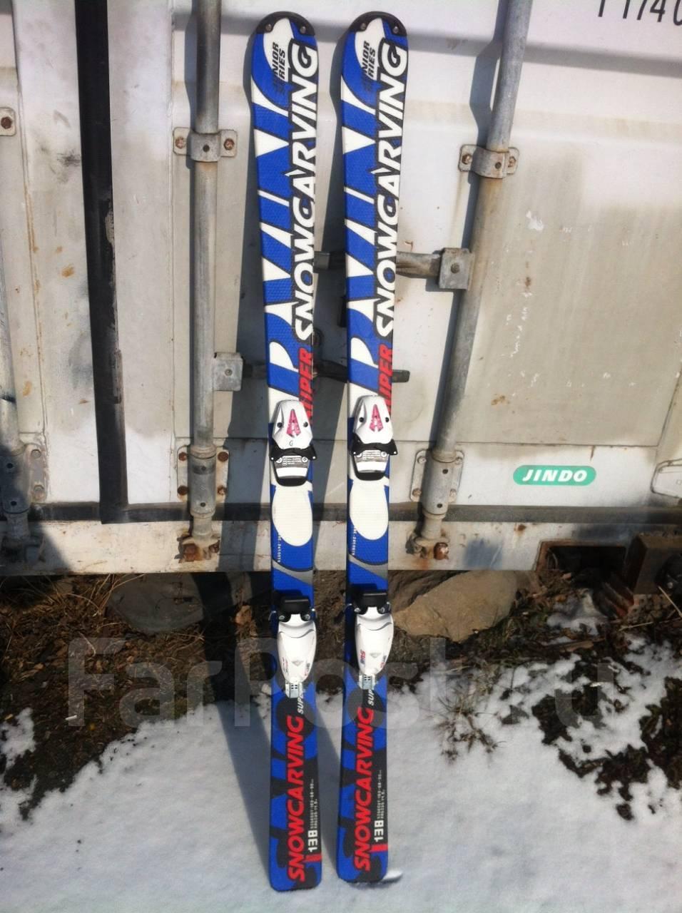 Горные лыжи спортцех бу в хаб