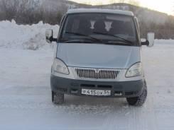 ГАЗ 2217 Баргузин. Продается Соболь Баргузин ГАЗ 32217. Полный привод 2006г. выпуска., 2 500 куб. см., 6 мест