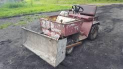 Самодельная модель. Мини трактор, 350 куб. см.
