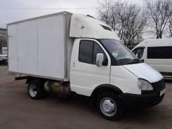 ГАЗ 3302. ГАЗель 3302, 2 464 куб. см., 1 400 кг.