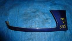 Планка под фары (ресничка) передняя правая Subaru Legacy