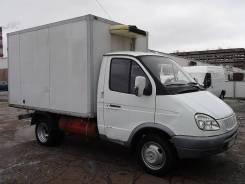 ГАЗ 3302. ГАЗель 3302, 2 464 куб. см., 1 340 кг.