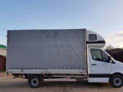 Mercedes-Benz Sprinter. , 2 200 куб. см., 2 000 кг.