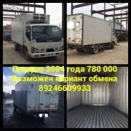 Isuzu Elf. Продаю, меняю грузовик , 4 000 куб. см., 3 000 кг.