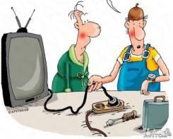 Ремонт телевизоров, мониторов