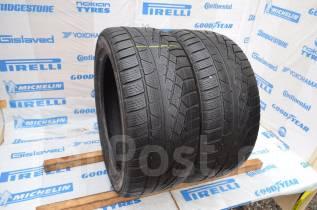 Pirelli Winter Sottozero. Зимние, без шипов, износ: 20%, 3 шт
