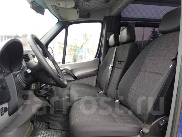Volkswagen Crafter. 2016 Туристический 22 Место Новый Салон в Москве, 2 000 куб. см., 22 места