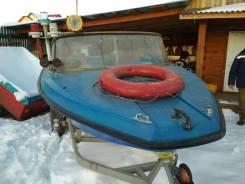 Нептун-3. Год: 1982 год, длина 5,00м., двигатель подвесной, 50,00л.с., бензин