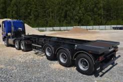 Тонар 974624. Полуприцеп-контейнеровоз, 30 550 кг. Под заказ