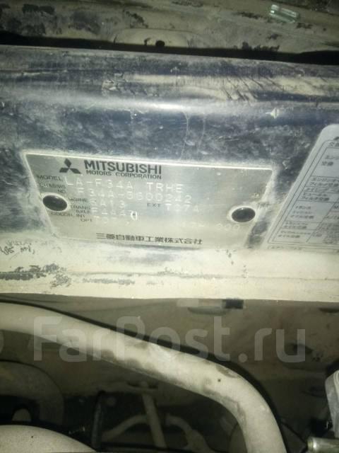 Mitsubishi Diamante. F34A5600242, 6A13