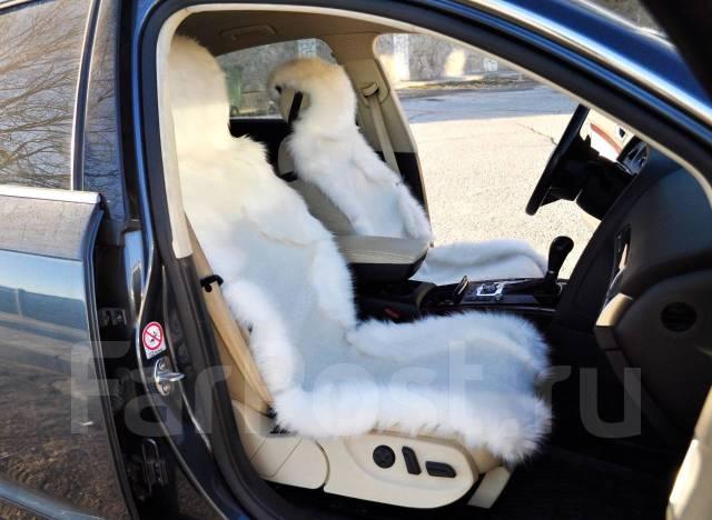 Купить чехлы меховые на авто во владивостоке