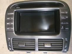 Мультивижн дисплей монитор Toyota Celsior UCF31 UCF30 Lexus LS430 3UZ. Toyota Celsior, UCF30, UCF31 Lexus LS430, UCF30 Двигатель 3UZFE