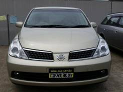 Nissan Tiida. автомат, передний, 1.8, бензин, 50 000 тыс. км, б/п, нет птс. Под заказ