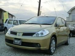 Nissan Tiida. автомат, 4wd, 1.5, бензин, 45 500 тыс. км, б/п, нет птс. Под заказ