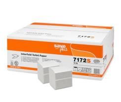 Туалетная бумага в пачках SAVE Interf (T Pack Save) 1/40 Celtex Италия 7172S