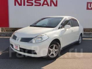Nissan Tiida Latio. автомат, передний, 1.5, бензин, 86 000 тыс. км, б/п, нет птс. Под заказ
