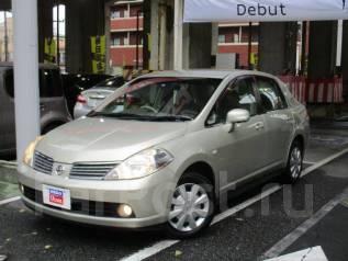 Nissan Tiida Latio. автомат, передний, 1.8, бензин, 34 000 тыс. км, б/п, нет птс. Под заказ