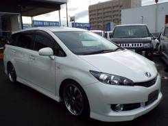 Toyota Wish. автомат, передний, 1.8, бензин, 64 000 тыс. км, б/п. Под заказ