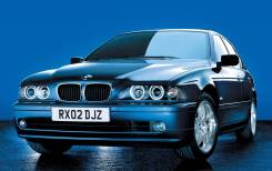 Стекло противотуманной фары. BMW 5-Series, E39 Двигатели: M47D20, M51D25, M51D25TU, M52B20, M52B25, M52B28, M54B22, M54B25, M54B30, M57D25, M57D30, M6...