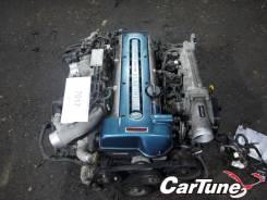 Двигатель в сборе. Toyota Supra, JZA80 Toyota Aristo, JZS161 Двигатель 2JZGTE