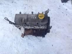 Двигатель в сборе. Renault Symbol Двигатель K7J