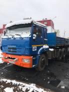 Камаз 65115-N3. Продаётся седельный тягач Камаз 65116-N3 + полуприцеп бортовой, 6 700 куб. см., 22 850 кг.