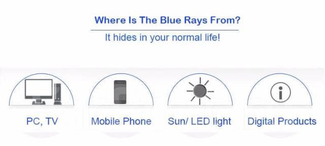 Очки Ray-Ban.