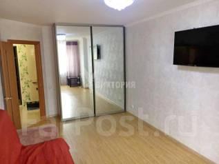 1-комнатная, улица Карбышева 22а. БАМ, агентство, 38 кв.м. Комната