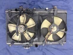 Радиатор охлаждения двигателя. Honda Accord, E-CF6, E-CF7, E-CF5, GF-CH9, LA-CF6, LA-CF5, GH-CF5, GH-CH9, GF-CF6, GF-CF7, GF-CF5, CF5, CF6, CF7, CH9 H...