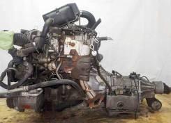 Двигатель в сборе. Mitsubishi Pajero Mini, H56A Двигатель 4A30T