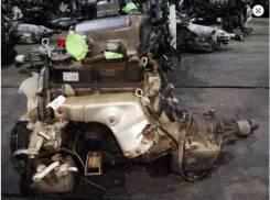 Двигатель в сборе. Mitsubishi Pajero Mini, H56A Двигатель 4A30