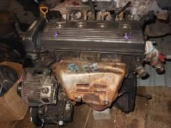 Двигатель в сборе. Toyota Corolla, AE100G, AE100, AE110 Toyota Carina, AT192 Daihatsu Pyzar, G301G, G311G Двигатели: 5AFE, HDEP
