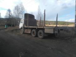 Камаз. Продам камазовскую лесораму, 8 000 кг.