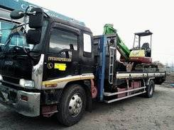 Услуги Эвакуатора борт 10 тонн кран 3 тонны грузоперевозки