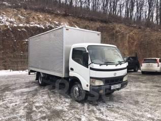 Toyota Dyna. Продам грузовик Toyota dyna фургон, 4 600 куб. см., 3 000 кг.
