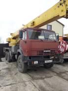 Челябинец КС-55733. Автокран, 10 000 куб. см., 25 000 кг., 21 м.