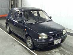 Nissan March. HK11104971, CG13DE