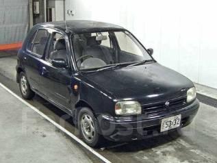 Nissan March. HK11104971, CG13DE