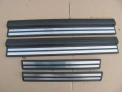 Накладка на порог. Mercedes-Benz E-Class, W210