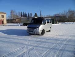 ГАЗ 2217 Баргузин. Продам Соболь Баргузин, 2 300 куб. см., 6 мест