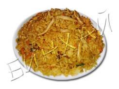 Рис жареный с мясом