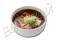 Суп из морепродуктов (чашка)