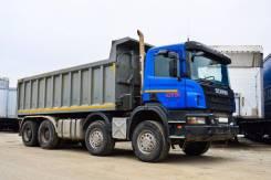 Scania P440. Самосвал 2013 г/в, 12 740 куб. см., 48 000 кг.